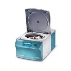 Центрифуга Hettich Mikro 220R с охлажнением (для ПЦР-диагностики, центрифуга арт.2205, ротор 1195-А, ротор 1016, вставка 1631)
